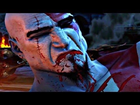 God of War - All Kratos Deaths Scenes