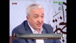 ŞEYTAN AYETLERİ (Ğaranik Olayı)  Prof. Dr. Mehmet OKUYAN