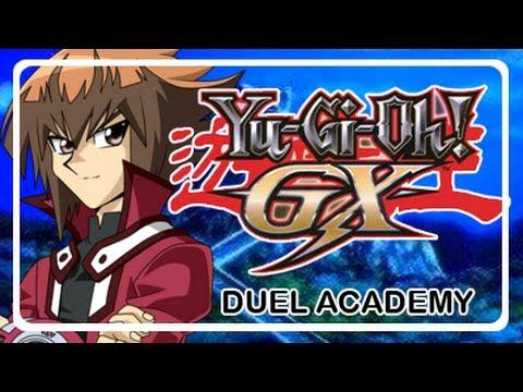 yu gi oh gx duel academy .