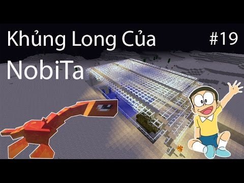 MINECRAFT Công Viên Khủng Long SS2 Tập 19 | Plesiosaur Khủng Long Của Nobita | POBBrose ✔