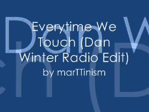 Cascada - Everytime We Touch (Dan Winter Radio Edit)