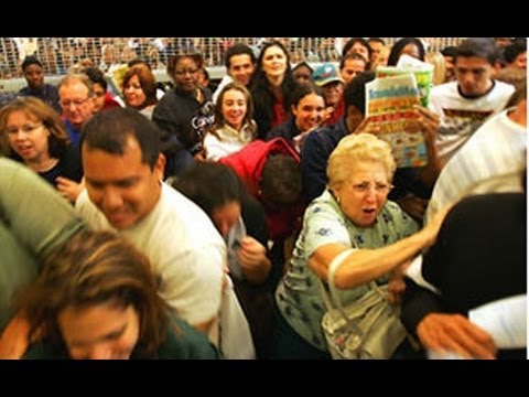 BLACK FRIDAY SHOPPING PRANK!