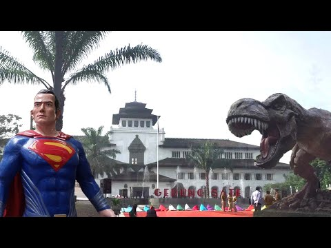 free-attractions-in-bandung-|-inauguration-of-gedung-sate-park-at-the-end-of-2019