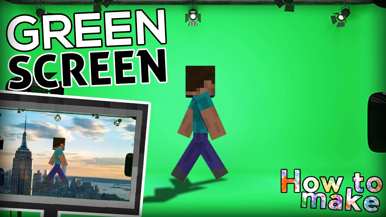 How to Make a Green Screen recommendations