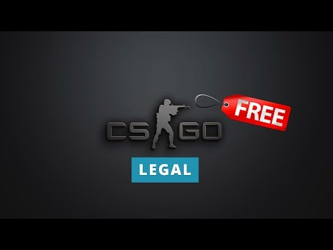 How To Get CS:GO For Free (LEGAL COPY)