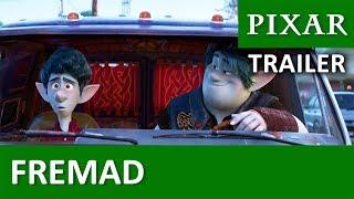 FREMAD | Ny trailer | Official Disney Pixar DK