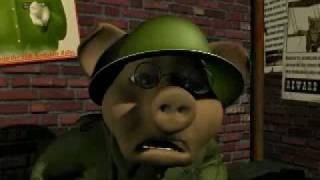 Hogs of war ending video