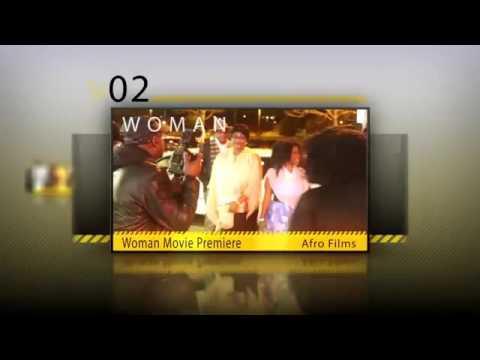 Ayo Roach- Woman Film Premiere