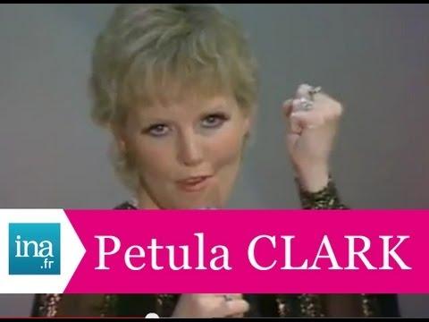 "Petula Clark ""Super loving Lady"" (live) - Archive vidéo INA"