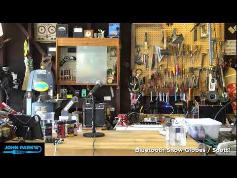 JOHN PARK'S WORKSHOP test broadcast