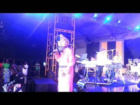 Kojo Antwi live at RTP Awards