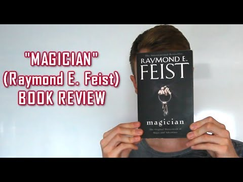 Magician (Raymond E. Feist) - Book Review