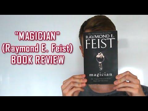 MIDKEMIA MARATHON: Magician (Raymond E. Feist) – Book Review