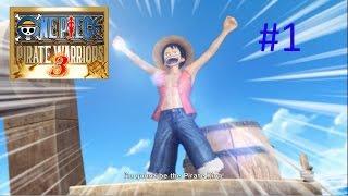 تختيم One Piece Pirate Warriors 3 #1
