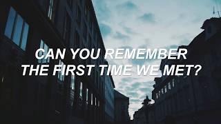 Do you remember - The Horrors // lyrics