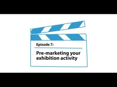 Pre-marketing your exhibition activity #7 - Mirage Display