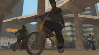 Satana Cartoons - Viata in GTA San Andreas.