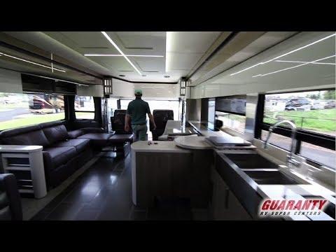 2019 Winnebago Horizon 40 A Class A Luxury Diesel Motorhome • Guaranty.com