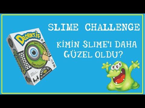 Dedektif Oyunu Ile Slime Challenge