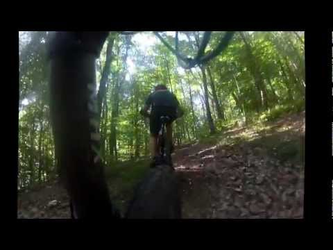 Lewis Morris Challenge MTB Cross Country Race Gopro