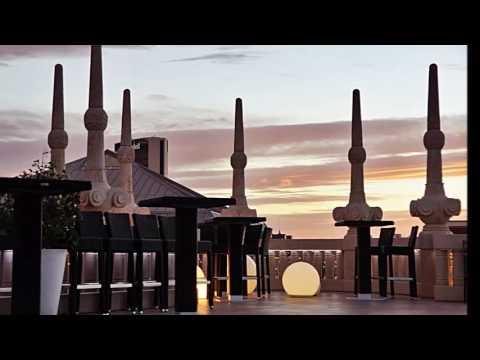 2016 01 16 Desde La Terraza Del Hotel Casa Fuster Barcelona