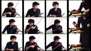 Sia - Chandelier - Electric Violin Cover - Charles Yang