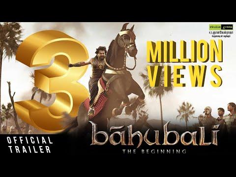 Bahubali @ Tamil Trailer