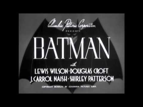 The History of Comic Book Films: Part 1 (1940-1959)
