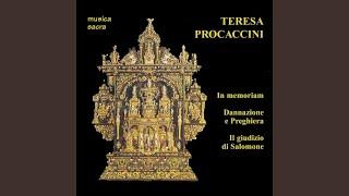 In Memoriam per coro, voce recitante e orchestra, Op. 108: Liberamente tratta dagli scritti di...