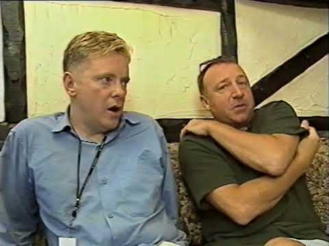 New Order - Granada Tonight Interview 1998