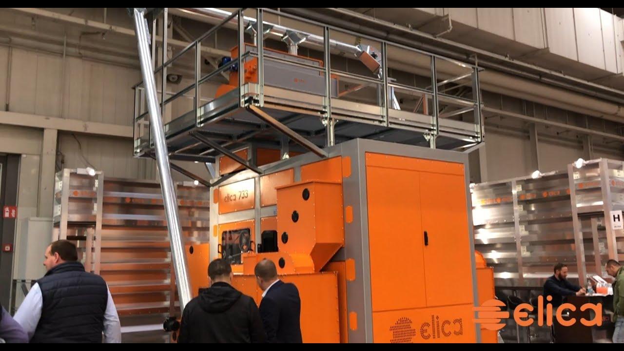 Элика элеватор болгария конвейерное оборудование комплектующие