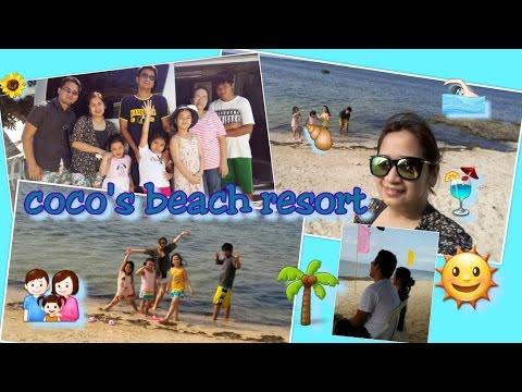 VLOG#19 BOLINAO, PANGASINAN coco's beach resort