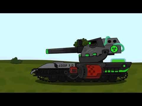 Битва за империю Мультики про танки