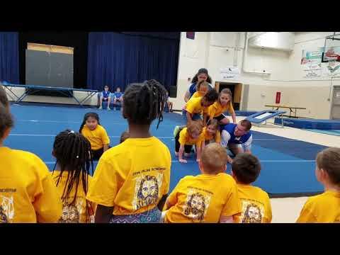 Spring Valley Academy Gymnastics Homeshow