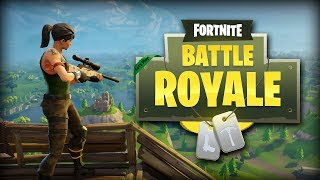 Let's Play!: Fortnite Battle Royale First Impressions and Gameplay