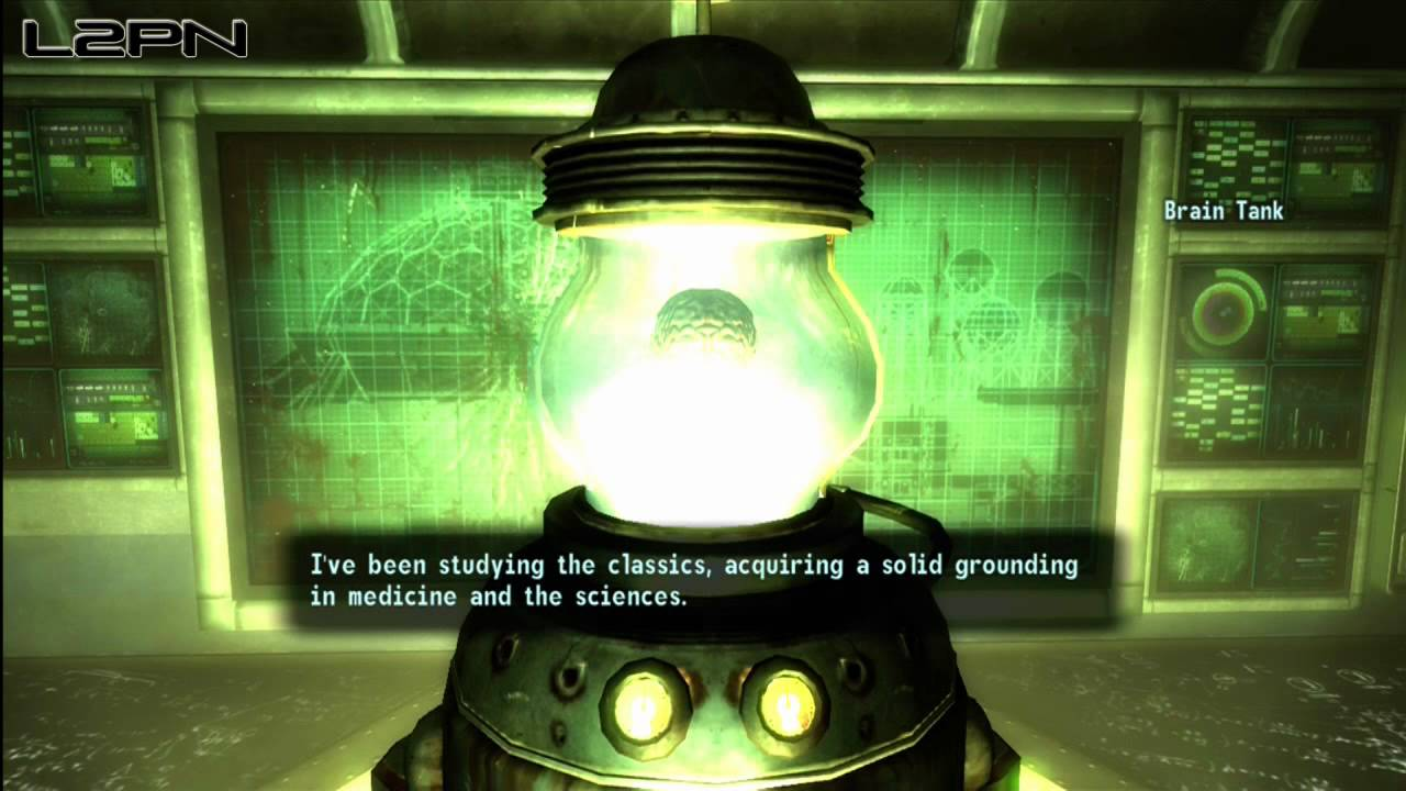 Fallout flirting with your brain [PUNIQRANDLINE-(au-dating-names.txt) 47