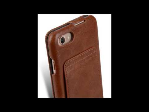"""Melkco Mini PU Leather Case for Apple iPhone 7 (4.7"""") - Jacka Stand Type"""