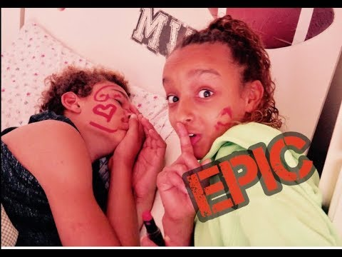 MARIAH PRANKS 4 of her BROTHERS!!