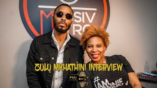 Zulu Mkhathini speaks on his journey, finding his purpose and identity, #DreamTeam and more