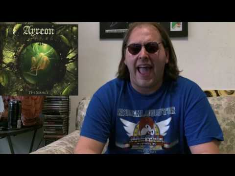 Ayreon - THE SOURCE Album Review