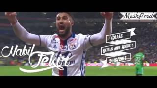 Nabil Fekir - Goals & Skills  2016/17 - HD