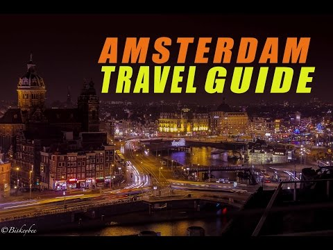 The ultimate Amsterdam city travel guide