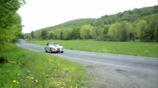 Jaguar Powered Austin Healey Sprite