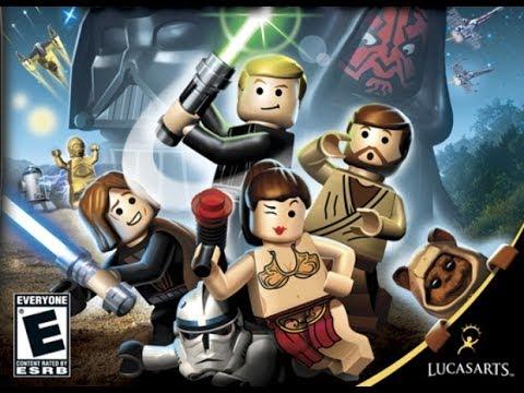 Лего звездные войны игра посмотреть игры для планшета губка боб мой бикини ботом