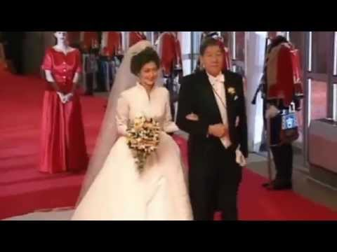 Joachim and Alexandra royal wedding Danish television 1995