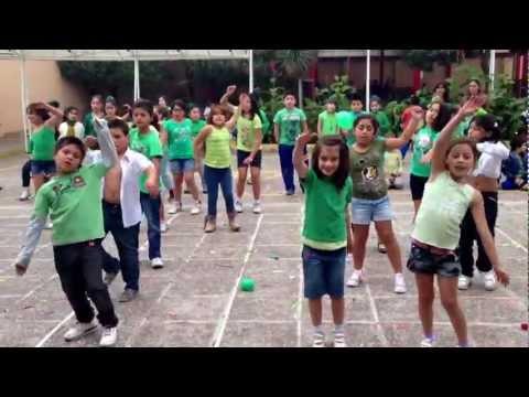 Ganadores tercero b alianza verde san fernando college 2013