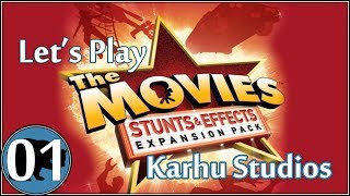 Let's Play The Movies: Stunts & Effects - Episode 1