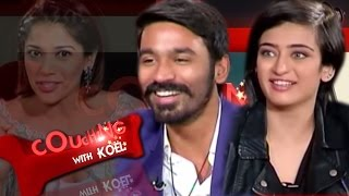 On the Couch with Koel - Dhanush and Akshara Haasan
