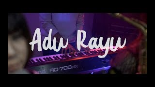 Gambar cover ADU RAYU - Yovie Tulus Glenn (Cover by Ingrid Tamara & Jessica Siahaan)