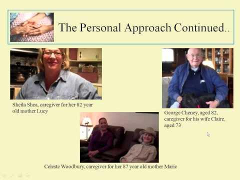 2010 10 12 10 00 New Hampshire Transitions in Caregiving Program